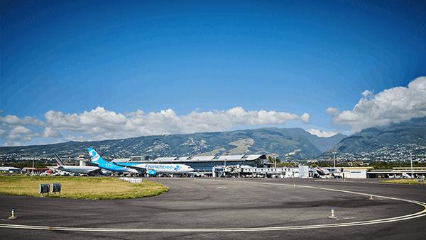 Navette aéroport à La Réunion -  chauffeur VTC 974